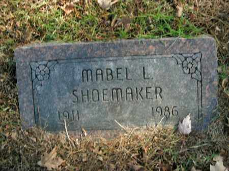 SHOEMAKER, MABEL L. - Boone County, Arkansas | MABEL L. SHOEMAKER - Arkansas Gravestone Photos