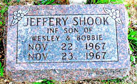 SHOOK, JEFFERY - Boone County, Arkansas | JEFFERY SHOOK - Arkansas Gravestone Photos