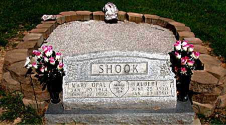 KEY SHOOK, MARY OPAL - Boone County, Arkansas | MARY OPAL KEY SHOOK - Arkansas Gravestone Photos