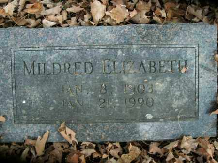 SHORT, MILDRED ELIZABETH - Boone County, Arkansas | MILDRED ELIZABETH SHORT - Arkansas Gravestone Photos