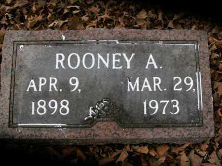 SHORT, ROONEY A. - Boone County, Arkansas | ROONEY A. SHORT - Arkansas Gravestone Photos