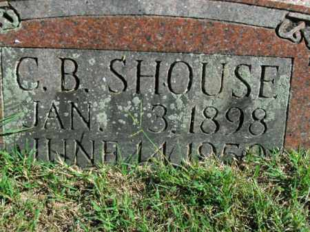 SHOUSE, C.B. - Boone County, Arkansas | C.B. SHOUSE - Arkansas Gravestone Photos