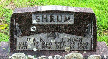 SHRUM, IDA B - Boone County, Arkansas | IDA B SHRUM - Arkansas Gravestone Photos
