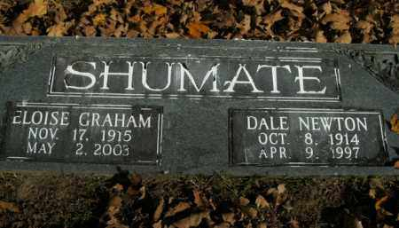 SHUMATE, DALE NEWTON - Boone County, Arkansas | DALE NEWTON SHUMATE - Arkansas Gravestone Photos