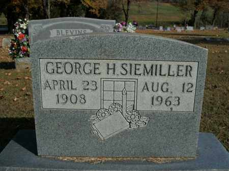 SIEMILLER, GEORGE H. - Boone County, Arkansas | GEORGE H. SIEMILLER - Arkansas Gravestone Photos