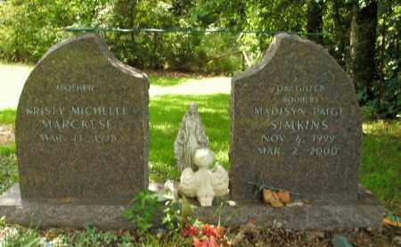 SIMKINS, MADISYN PAIGE - Boone County, Arkansas | MADISYN PAIGE SIMKINS - Arkansas Gravestone Photos