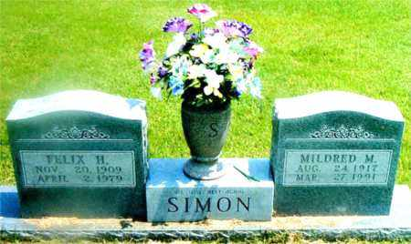 SIMON, MILDRED  MARIE - Boone County, Arkansas | MILDRED  MARIE SIMON - Arkansas Gravestone Photos