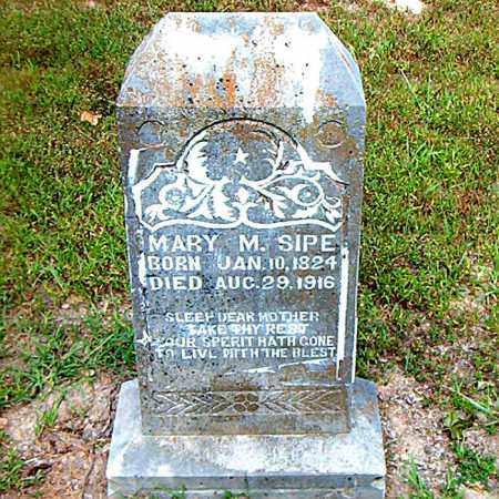 SIPE, MARY  M. - Boone County, Arkansas | MARY  M. SIPE - Arkansas Gravestone Photos