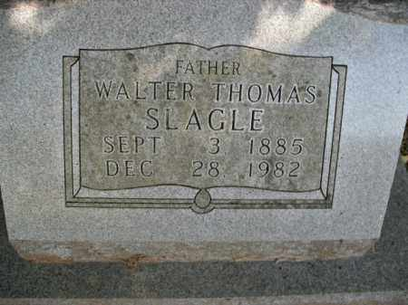 SLAGLE, WALTER THOMAS - Boone County, Arkansas | WALTER THOMAS SLAGLE - Arkansas Gravestone Photos