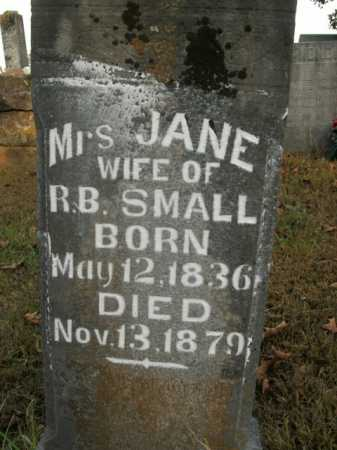 SMALL, JANE - Boone County, Arkansas | JANE SMALL - Arkansas Gravestone Photos