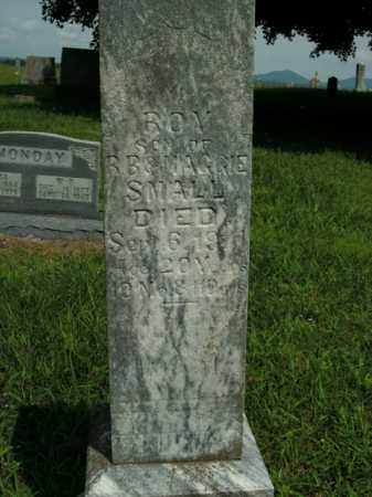 SMALL, ROY - Boone County, Arkansas | ROY SMALL - Arkansas Gravestone Photos