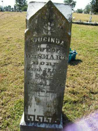 SMART, LOUCINDA - Boone County, Arkansas | LOUCINDA SMART - Arkansas Gravestone Photos