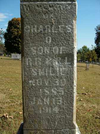 SMILIE, CHARLES O. - Boone County, Arkansas | CHARLES O. SMILIE - Arkansas Gravestone Photos