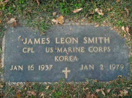 SMITH  (VETERAN KOR), JAMES LEON - Boone County, Arkansas | JAMES LEON SMITH  (VETERAN KOR) - Arkansas Gravestone Photos