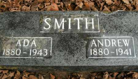 SMITH, ANDREW - Boone County, Arkansas | ANDREW SMITH - Arkansas Gravestone Photos