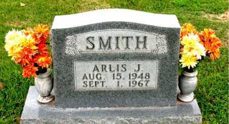 SMITH, ARLIS J - Boone County, Arkansas | ARLIS J SMITH - Arkansas Gravestone Photos