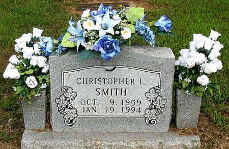 SMITH, CHRISTOPHER L - Boone County, Arkansas | CHRISTOPHER L SMITH - Arkansas Gravestone Photos
