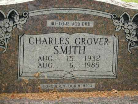 SMITH, CHARLES GROVER - Boone County, Arkansas | CHARLES GROVER SMITH - Arkansas Gravestone Photos