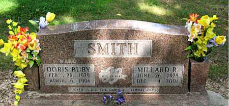 WARD SMITH, DORIS RUBY - Boone County, Arkansas | DORIS RUBY WARD SMITH - Arkansas Gravestone Photos
