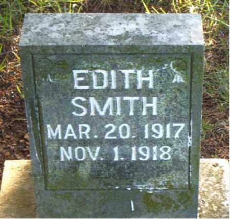 SMITH, EDITH - Boone County, Arkansas | EDITH SMITH - Arkansas Gravestone Photos
