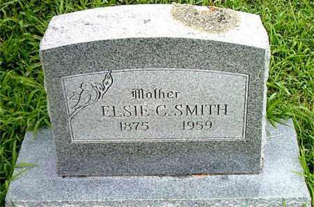 SMITH, ELSIE  C. - Boone County, Arkansas | ELSIE  C. SMITH - Arkansas Gravestone Photos