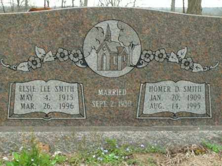 SMITH, ELSIE LEE - Boone County, Arkansas | ELSIE LEE SMITH - Arkansas Gravestone Photos