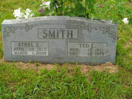 SMITH, ETHEL L. - Boone County, Arkansas | ETHEL L. SMITH - Arkansas Gravestone Photos