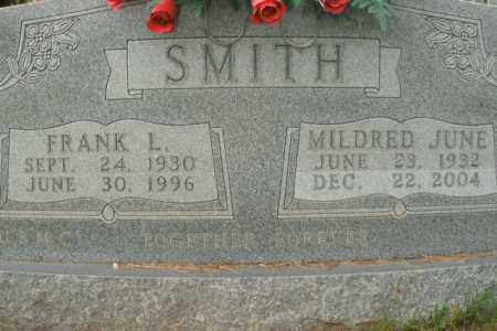 SMITH, FRANK L. - Boone County, Arkansas | FRANK L. SMITH - Arkansas Gravestone Photos