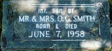 SMITH, INFANT SON - Boone County, Arkansas | INFANT SON SMITH - Arkansas Gravestone Photos