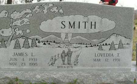 SMITH, JAMES L. - Boone County, Arkansas | JAMES L. SMITH - Arkansas Gravestone Photos