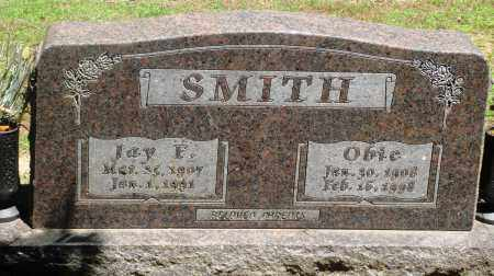 SMITH, OBIE - Boone County, Arkansas | OBIE SMITH - Arkansas Gravestone Photos