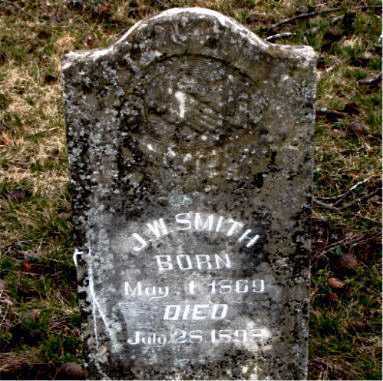 SMITH, J.  W. - Boone County, Arkansas | J.  W. SMITH - Arkansas Gravestone Photos