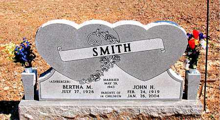 SMITH, JOHN  H. - Boone County, Arkansas | JOHN  H. SMITH - Arkansas Gravestone Photos