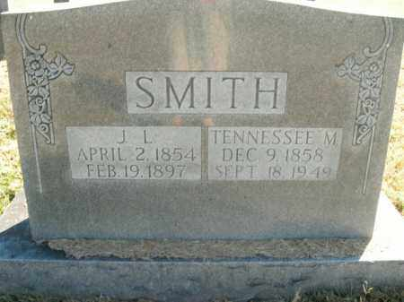 SMITH, TENNESSEE M. - Boone County, Arkansas | TENNESSEE M. SMITH - Arkansas Gravestone Photos