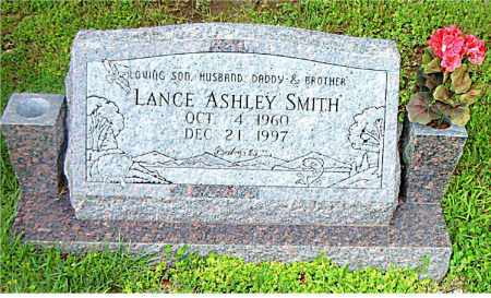 SMITH, LANCE  ASHLEY - Boone County, Arkansas | LANCE  ASHLEY SMITH - Arkansas Gravestone Photos