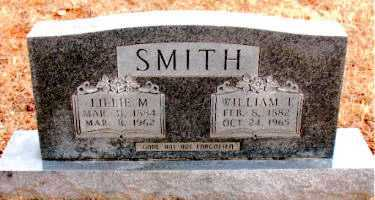 SMITH, WILLIAM T. - Boone County, Arkansas | WILLIAM T. SMITH - Arkansas Gravestone Photos