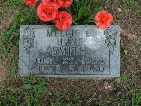 HUNT SMITH, MELLIE L. - Boone County, Arkansas | MELLIE L. HUNT SMITH - Arkansas Gravestone Photos