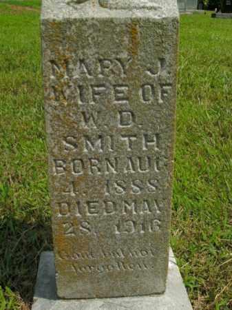 SMITH, MARY J. - Boone County, Arkansas | MARY J. SMITH - Arkansas Gravestone Photos