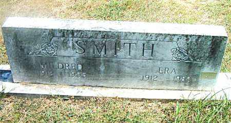 SMITH, MILDRED - Boone County, Arkansas | MILDRED SMITH - Arkansas Gravestone Photos