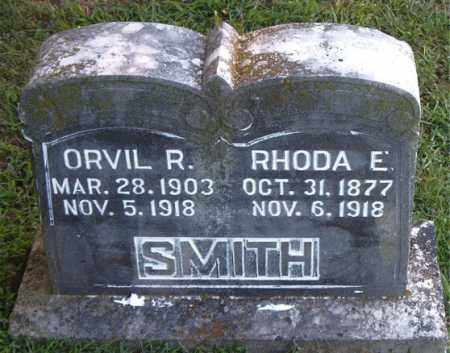 SMITH, RHODA  E. - Boone County, Arkansas | RHODA  E. SMITH - Arkansas Gravestone Photos