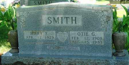 SMITH, OTIE G - Boone County, Arkansas | OTIE G SMITH - Arkansas Gravestone Photos