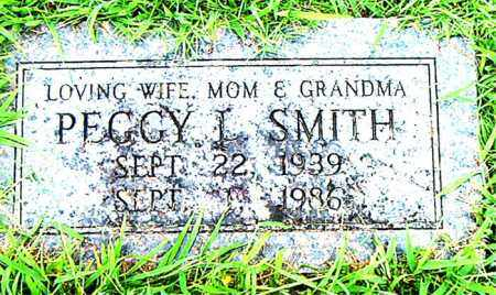 SMITH, PEGGY  L. - Boone County, Arkansas | PEGGY  L. SMITH - Arkansas Gravestone Photos