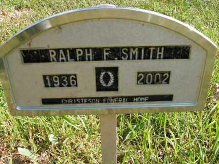 SMITH, RALPH F. - Boone County, Arkansas | RALPH F. SMITH - Arkansas Gravestone Photos