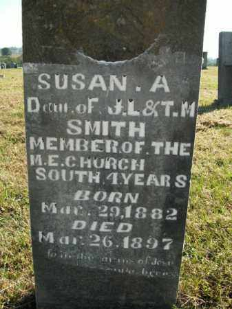 SMITH, SUSAN A. - Boone County, Arkansas | SUSAN A. SMITH - Arkansas Gravestone Photos