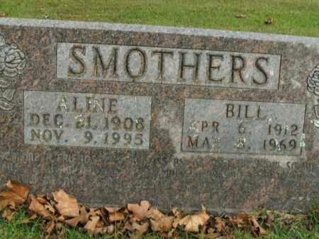 SMOTHERS, BILL - Boone County, Arkansas | BILL SMOTHERS - Arkansas Gravestone Photos
