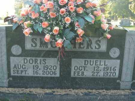 SMOTHERS, DORIS - Boone County, Arkansas | DORIS SMOTHERS - Arkansas Gravestone Photos