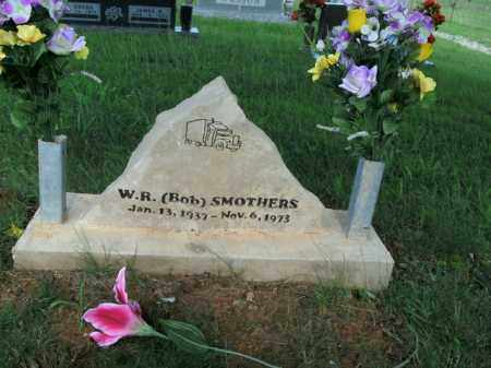 "SMOTHERS, W.R. ""BOB"" - Boone County, Arkansas | W.R. ""BOB"" SMOTHERS - Arkansas Gravestone Photos"