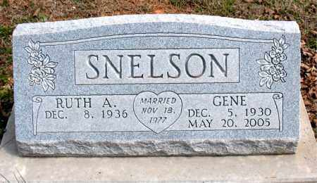 SNELSON, GENE - Boone County, Arkansas | GENE SNELSON - Arkansas Gravestone Photos