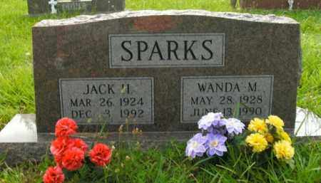 NICHOLS SPARKS, WANDA M. - Boone County, Arkansas | WANDA M. NICHOLS SPARKS - Arkansas Gravestone Photos
