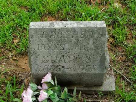 SPARKS, JAMES LEWIS - Boone County, Arkansas | JAMES LEWIS SPARKS - Arkansas Gravestone Photos